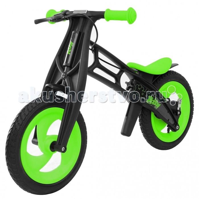 Беговел Hobby-bike RT Fly ВRT Fly ВБеговел Hobby-bike RT Fly В, созданный по немецким технологиям, удивит Вас своими особенностями. Вы оцените высокое европейское качество, инновации и функционал.   Уникальность модели Fly - самое низкое положение сиденья - 30,5 см. Благодаря съемным пластиковым деталям Вы сможете установить сиденье на высоту 42 см. Устойчивость, эргономичность и надежность позволит самым маленьким малышам от 2 лет быстро и без страха освоить этот велобалансир в самое короткое время. Вы удивитесь быстрым результатам своего малыша!   Hobby-bike Fly черная оса идеален для самых маленьких. Важно, чтобы обе ноги малыша доставали до земли.  Hobby bike FLY черная оса невероятно легок, прочен и долговечен. Теперь Ваш малыш может кататься на беговеле круглый год - благодаря пластиковой раме, беговел никогда не заржавеет. Литой пластик с добавлением стекловолокна и нейлона создан по самым современным технологиям и не подвержен перепаду температур и деформации.  Немецкое качество во всем - сиденье выполнено из силикона и Ваш малыш никогда не соскользнет с беговела. Безопасность — 10 баллов. Сиденье идеальной эргономичной формы с круглыми краями очень мягкое, удобное и устойчивое. Сиденье регулируется на любую высоту - от 30.5 см до 42 см. Регулировать сиденье легко и просто - благодаря надежному барашку Вы сможете быстро переставлять сиденье, меняя его положение на необходимую высоту. Это очень удобно. Инструменты не нужны!  Еще одна уникальная особенность беговела в том, что угол поворота руля сделан таким образом, чтобы быть безопасным в использовании. Грамотно продуманный угол поворота (неполный) дает малышу безопасное маневрирование и безопасно поворачивать, не позволяя беговелу упасть.  Надувные колеса с 2 видами шин на любой вкус - елочка и волна. Оба протектора шин создают максимальное сцепление с дорогой. А продуманные канавки на протекторе позволят воде и грязи скатываться с колес и шинам оставаться чистыми. Благодаря этим деталям обучение и катание 