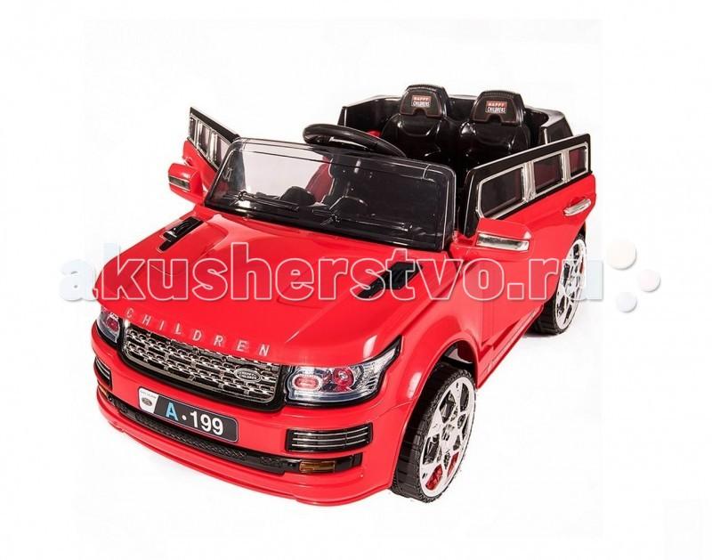 Электромобиль R-Toys LandRover Ralf 1