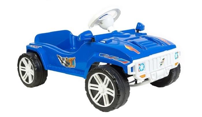 R-Toys Машина педальная Race Maxi Formula 1