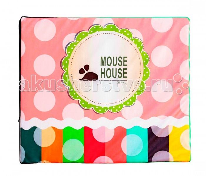 Игровой коврик R-Toys Мат Mouse House