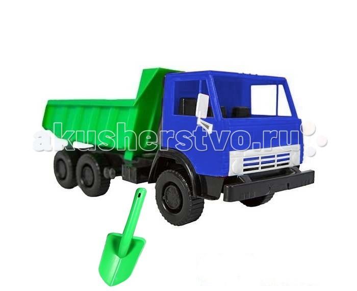 R-Toys Автомобиль Мax Х4Автомобиль Мax Х4R-Toys Автомобиль Мax Х4 на 6 широких и проходимых колесах понравится юному автомобилисту - любителю больших и прочных машин.   Особенности: Такая игрушка будет незаменима в песочнице, с ней можно играть бесконечно, перевозить песок и многое другое.  Игра с такими большими самосвалами позволяет в полной мере имитировать реальные погрузочно-разгрузочные работы, дает возможность применить ребенку свою фантазию, помогает разыгрывать различные ситуации.  Это идеальная игрушка для игр на открытом воздухе и отлично подойдет для игры на даче, во дворе, на загородных участках, на площадках, в песочницах. Эти самосвалы отличаются высоким качеством, дизайном и функциональностью. Яркий и красивый дизайн понравится Вашему малышу!  Эта машина способна решать большие воспитательные задачи, развивает много хороших качеств: помощь друзьям и взрослым, ответственность, заботу, доброту и внимание.  Детская машина- самосвал Мax Х4 — это пластмассовая игрушка, изготовленная из высококачественного сырья.  В производстве этих машин используются безопасные материалы.  Пластик не деформируется и не выгорает под солнцем.  Рекомендуется для детей от 2 лет.  В комплекте: большая лопатка для игр в песочнице.<br>