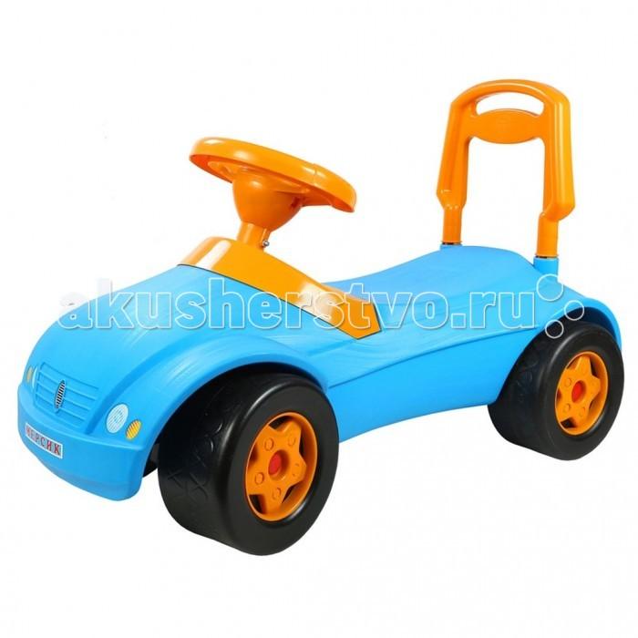 Каталка R-Toys МерсикМерсикКаталка R-Toys Мерсик с клаксоном.  Особенности: Выполнена по самым современным технологиям выдува пластмассы, поэтому она очень прочная, можно сказать вечная.  Идеально подойдет для малышей от 8-10 месяцев. Этот автомобиль с милым названием Мерсик станет надежным другом Вашему малышу.  Яркий, сочный и прочный пластик не подвержен деформации и перепаду температур. Выполнен по самым современным технологиям и соответствует всем высочайшим стандартам качества и безопасности.  На руле есть клаксон.  Эргономичное сиденье с высокой спинкой.  Легкая, но очень устойчивая.  Очень устойчивые, широкие и проходимые колеса легко справятся с любым покрытием дорог.  Эту каталку можно использовать и дома, и на улице.  Аэродинамичный и обтекаемый дизайн покорит с первого взгляда и Ваш малыш не захочет расставаться с каталкой Мерсик.  Максимальная нагрузка 25 кг.  Рекомендуется для детей от 8-10 месяцев.  Размеры каталки: 71х47х34 см.<br>