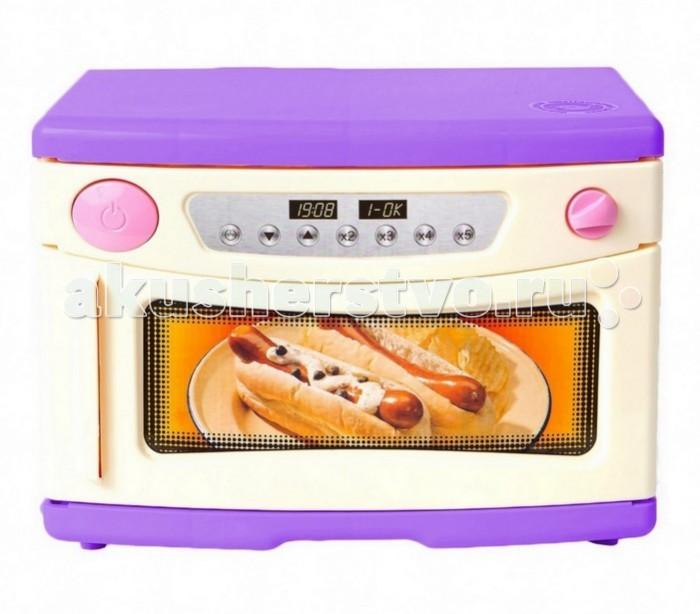R-Toys Микроволновая печь Морской БризМикроволновая печь Морской БризR-Toys Микроволновая печь Морской Бриз  может быть и самостоятельной игрушкой, а может идеально дополнить любую кухню R-Toys.  Особенности: Все выполнено реалистично, так, чтобы эта игрушка выглядела как настоящая микроволновая печь: дверца открывается и закрывается, множество кнопочек для выбора нужного режима, кнопка включения и выключения печи.  В ней есть все для игр и развития детей.  Эта игрушечная модель так близка к оригинальному аналогу.  Эта игрушечная модель так близка к оригинальному аналогу. Ваш ребенок будет горд своими первыми успехами в освоении этой игрушки, а Вы будете гордиться развитием своего малыша.  Кроме игры эта микроволновая печь способна решать серьезные воспитательные задачи, развивает много хороших качеств: внимательность, ответственность, желание помогать, способность думать, желание учиться и развиваться.  Высококачественный пластик не подвержен деформации и перепаду температур, приятен на ощупь.  Рекомендуется для детей от 3 лет.<br>