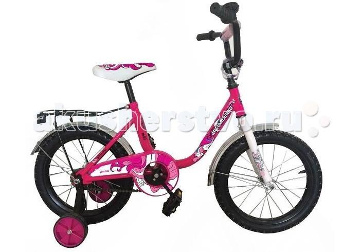 Велосипед двухколесный R-Toys Мультяшка 1203 12