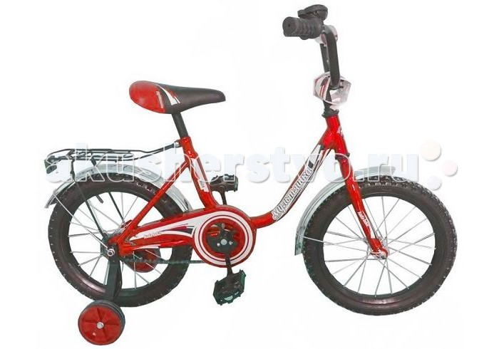 Велосипед двухколесный R-Toys Мультяшка 1604 16