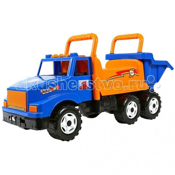 Каталка R-Toys самосвал Маг с кузовом