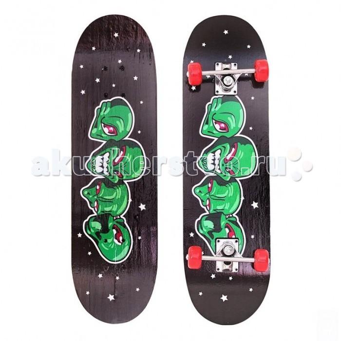 """R-Toys Скейтборд 28"""" 71х20 Пришельцы от Акушерство"""