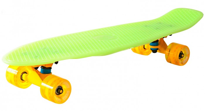 R-Toys ��������� Big Fishskateboard Glow 27