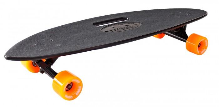 R-Toys Скейтборд Longboard Shark с ручкой 31