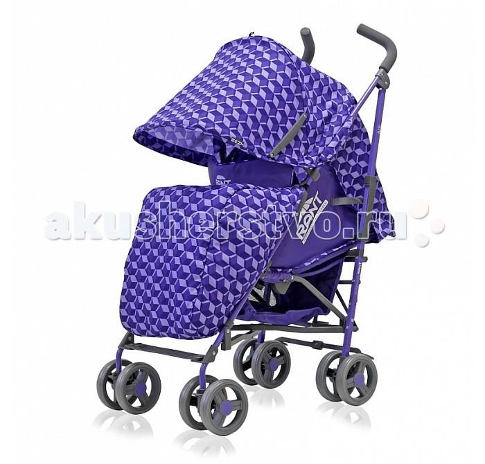 Коляска-трость Рант ArinArinДетская прогулочная коляска (трость) Arin предназначена для детей с 6 месяцев и до 3-х лет. Коляска проста и удобна в использовании, имеет хорошую проходимость, маневренность и современный стильный дизайн. Прекрасно подходит для ежедневных прогулок с малышом на свежем воздухе.  Спинка коляски регулируется в 3-х положениях и опускается до горизонтального положения, образуя отличное спальное место, где малыш может с комфортом и удобством поспать во время прогулки. Регулируемая подножка удлиняет спальное место, позволяя малышу удобно спать.   Коляска адаптирована к прогулкам при разных погодных условиях - для защиты от солнца, ветра или осадков предусмотрен увеличенный капюшон, накидка на ножки и силиконовый дождевик.  Передний поручень легко снимается полностью, либо его можно откинуть на одну сторону, чтобы посадить ребенка в коляску. Обеспечат безопасность малыша в коляске регулируемые 5-ти точечные ремни безопасности с мягкими плечевыми накладками.   Для удобства родителей предусмотрена вместительная корзина для детских принадлежностей или покупок.  За счет облегченной алюминиевой рамы коляска легкая и удобная. Имеет узкую колёсную базу - всего 50 сантиметров, позволяющей провезти коляску в любые двери лифтов и подъездов.   Коляска снабжена четырьмя парами сдвоенных пластиковых колёс. Передние поворотные колеса с возможностью фиксации делают эту коляску очень легкой в управлении, и обеспечивает комфортную езду.  Коляска Arin быстро и компактно складывается по принципу «трость» и фиксируется в сложенном виде. Коляску легко переносить благодаря специальной ручке на раме.   Основные характеристики коляски:  Алюминиевая облегченная рама  Система складывания «трость»  Увеличенный капюшон с окошком и карманом  Регулировка наклона спинки в 3-х положениях  5-ти точечные ремни безопасности с мягкими плечевыми накладками  Регулируемая подножка (ламинированная)  Съемный передний поручень для безопасности малыша  Накидка на ножки  Корзина для покупо