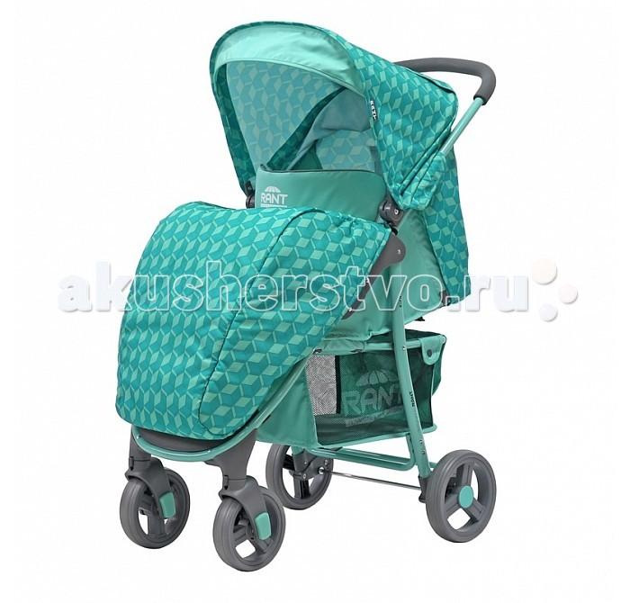 Прогулочная коляска Рант KiraKiraДетская прогулочная коляска Kira предназначена для детей с 6 месяцев и до 3-х лет.  Комфортная, удобная коляска на алюминиевой раме предоставит малышу наилучшие условия для увлекательных прогулок и изучения окружающего мира.  Спинка сиденья имеет плавную и многоуровневую регулировку с помощью ремня, регулируемая подножка удлиняет спальное место, позволяя малышу удобно спать. Коляска адаптирована к прогулкам при разных погодных условиях, для защиты от солнца, ветра или осадков предусмотрен увеличенный капюшон и накидка на ножки. Передний поручень легко снимается полностью, либо его можно откинуть на одну сторону, чтобы посадить ребенка в коляску. Обеспечат безопасность малыша в коляске регулируемые 5-ти точечные ремни безопасности с мягкими плечевыми накладками. Для удобства родителей предусмотрена вместительная корзина для детских принадлежностей или покупок.   За счет облегченной алюминиевой рамы коляска легкая и удобная. Имеет узкую колёсную базу - всего 50 сантиметров, позволяющей провезти коляску в любые двери лифтов и подъездов.  Коляска маневренная, обладает плавным ходом. Передние колёса снабжены поворотным механизмом на 360 градусов, с возможностью фиксации колеса в одном положении. Задние колеса с центральным ножным тормозом.  Коляска Кira быстро и компактно складывается «книжкой» с кнопки одной рукой.    Основные характеристики коляски Kira:  Облегченная алюминиевая рама  Удобный механизм складывания: «книжка»  Плавная и многоуровневая регулировка наклона спинки с помощью ремня  Увеличенный капюшон с окошком и карманом  Регулируемая подножка (ламинированная)  5-титочечные ремни безопасности с мягкими плечевыми накладками  Съемный передний поручень для безопасности малыша  Накидка на ножки  Корзина для покупок  Передние поворотные колёса на 360 градусов, с фиксацией движения по прямой  Ножной стояночный тормоз на 2 задних колеса  Фиксатор рамы   Размеры и вес коляски Kira:  Размер коляски в сложенном виде (ШхДхВ): 50х80х40 с