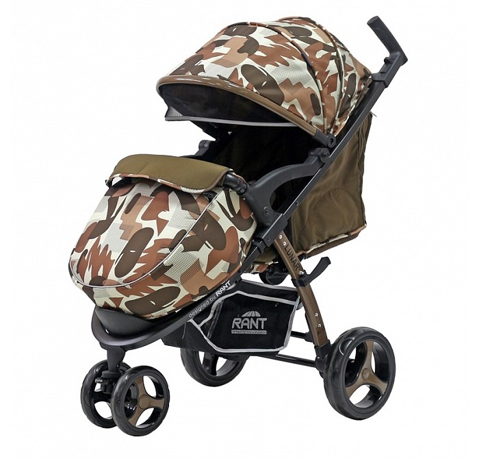 Прогулочная коляска Рант Lunar AluLunar AluТрехколёсная прогулочная коляска Lunar Alu от торговой марки RANT – одна из самых популярных моделей, станет незаменимым помощником для родителей малышей от 6 мес. до 3-х лет. Практичная, легкая и комфортная коляска выполнена в спортивном стиле. Яркие цвета, оригинальный дизайн не оставит никого равнодушным.   Прогулки с малышом будут приносить удовольствие и комфорт с коляской Lunar.  Благодаря тому, что спинка сиденья  фиксируется в нескольких положениях, а наклон регулируется до горизонтального положения, Ваш малыш всегда примет удобную позу как для сна, так и для прогулки. Увеличенный складной капюшон коляски Lunar защитит Вашего ребенка от солнца и ветра. Задняя стенка капюшона на молнии, легко поднимается для проветривания.  Для безопасности малыша предусмотрены пятиточечные ремни безопасности с мягкими накладками. Так же, для удобства родителей, предусмотрена вместительная корзина для детских принадлежностей или покупок.   Удобные колёса позволят без труда проехать как по асфальту, так и по гравийным дорожкам парка. Переднее поворотное колесо позволяет легко входить в повороты; колесо можно зафиксировать в прямом положении, если это необходимо. Задние колеса обеспечивают хорошую проходимость и позволяют на прогулке преодолевать любые препятствия и бездорожье. Прочная легкая ткань, из которой изготовлена коляска,  имеет высокие водоотталкивающие свойства, отлично защищает от ветра.  С помощью кнопок на ручках коляска компактно складывается в «книжку», занимает мало места, удобна в эксплуатации.    Характеристики:  Возраст: от 6 мес. до 3-х лет Материал: водоотталкивающая, не продуваемая, дышащая ткань.  Регулировка высоты спинки в 3-х положениях, в том числе положение для сна  Пятиточечный ремень безопасности с мягкими плечевыми накладками  Увеличенный капюшон с окошком и карманом Задняя стенка капюшона с большим карманом, на молнии для проветривания Светоотражающие полосы Съемная ручка-бампер с тканевым чехлом на мол