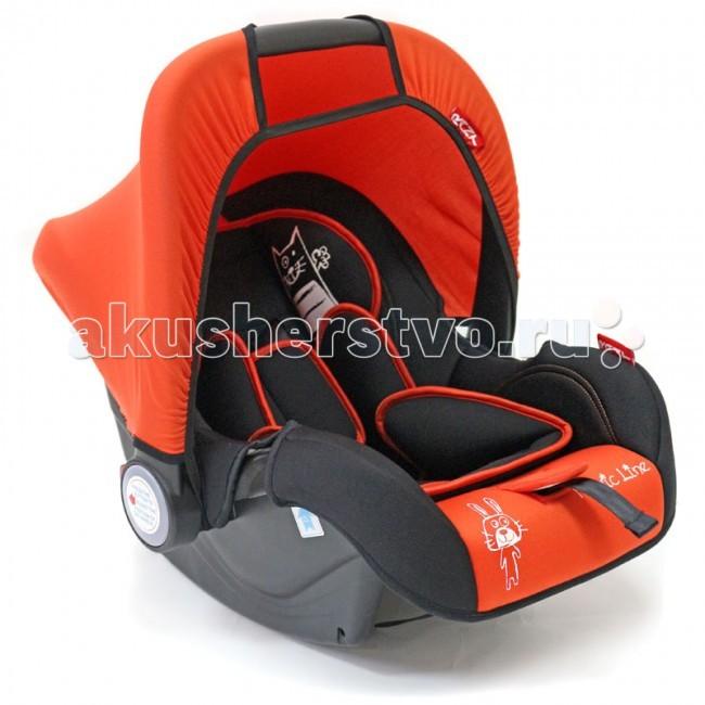 Автокресло Рант MiracleMiracleДетское автокресло (переноска) Miracle - предназначено для малышей с рождения и до 13 кг (приблизительно до года).  Сиденье удобной формы с мягким вкладышем обеспечивает защиту и идеальное положение шеи и спины малыша, а также делает кресло комфортным и безопасным.  Автокресло (переноска) Miracle имеет внутренние 3-х точечные ремни безопасности с плечевыми накладками (уменьшают нагрузку на плечи малыша). Накладки обеспечивают плотное прилегание и надежно удержат малыша в кресле в случае ударов. Ремни удобно регулировать под рост и комплекцию ребенка без особых усилий.  Удобная ручка для переноски малыша регулируется в 4-х положениях: для устойчивости автокресла в автомобиле, для переноски малыша, вне автомобиля автокресло можно использовать как кресло-качалку или кресло-шезлонг.  Съемный тент защитит от яркого солнца или ветра, когда вы гуляете с малышом на свежем воздухе.  Съемный чехол автокресла Miracle изготовлен из гипоаллергенной эластичной ткани, легко чистится и стирается вручную или в деликатном режиме в стиральной машине при температуре 30 градусов.  Установка и крепление: Автокресло (переноска) Miracle устанавливается лицом против движения автомобиля и крепится штатными автомобильными ремнями. Ребенок фиксируется внутренними ремнями безопасности. Такое положение обеспечивает максимальную безопасность маленькому пассажиру. Рекомендуется устанавливать автокресло на заднем сиденье автомобиля. Производитель допускает перевозку на переднем сиденье, в этом случае необходимо отключить фронтальные подушки безопасности.   Основные характеристики автокресла Miracle:  Автокресло (переноска) для детей с рождения и до 13 кг. Установка против движения автомобиля.  Крепится штатными автомобильными ремнями безопасности.  Удобная ручка для переноски малыша регулируется в 4-х положениях.  3-х точечные ремни безопасности с мягкими накладками.  Регулировка высоты ремней безопасности в 2 положениях.  Съемный тканевый тент.  Съемный мягкий вкладыш