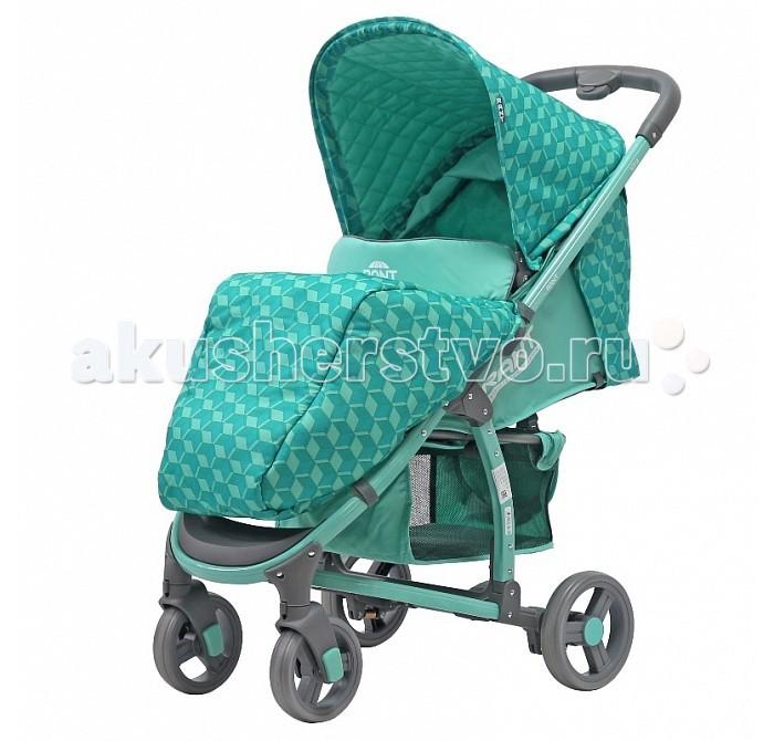 Прогулочная коляска Рант Vira Alu