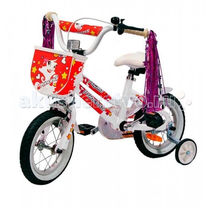 Велосипед двухколесный Rapid Sport OLOLВелосипед Rapid Sport OL яркий и стильный, и при этом надёжный и комфортный двухколёсный велосипед, предназначенный для детей ростом от 85 до 105 см (руль и сиденье регулируются по высоте).   Особенности: Велосипед построен на базе лёгкой стальной рамы и оборудован алюминиевыми ободами, что улучшает показатели прочности, веса и, как следствие, влияет на скорость катания. К тому же, колёса являются надувными Для малышей, которые ещё не умеют держать равновесие, в комплекте есть боковые страховочные колёса Чтобы остановить велосипед, имеется задний ножной тормоз Для безопасности цепь закрыта щитком, а спереди на руле расположена багажная корзина Использование велосипеда позволяет ребёнку развиваться физически, укрепляя мышцы ног и улучшая координацию движений  Колеса: 12 (30 см)<br>