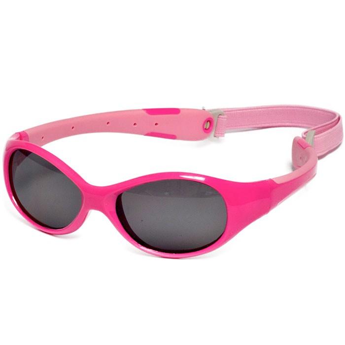 Солнцезащитные очки Real Kids Shades Детские Explorer 2+Детские Explorer 2+Безопасные солнцезащитные очки для детей с 2-х лет и старше. Малыши могут кататься на качелях, висеть вверх ногами, плавать и играть без боязни того, что очки слетят в самый неподходящий момент.  Дети в очках Реал Кидс могут даже спать.Особенности детских очков Real Kids Shades Explorer:  100% защита детских глаз от ультрафиолетовых лучей (UVA и UVB).  Гибкая оправа Flex FitТМ, с дужками обтекаемой формы снижает до минимума риск повреждений детских глаз при одевании.  Форма очков минимизирует воздействие периферийного света. Ударопрочные, травмобезопасные поликарбонатные линзы. Регулируемый, эластичный, съемный ремешок в комплекте. Очки хорошо держатся и не создают неудобств ребенку. Созданы с учетом подвижного образа жизни ребенка. Отдельное внимание уделено тому, чтобы очки хорошо сидели. Безопасность: не содержат свинец, бисфенол-А, фталаты. Соответствуют всем международным нормам безопасности EC, Австралии, Америки, России.Почему так важна защита от УФ-излучения? Глаза ребенка требует большей защиты от УФ-излучения, потому что:   Дети проводят больше времени на открытом воздухе, чем взрослые  Хрусталик ребенка пропускает к сетчатке больше УФ-лучей и коротковолнового видимого излучения  Повреждения, вызываемые УФ-излучением в сетчатке, кумулятивны. С возрастом это может привести к развитию катаракты и ряда других заболеваний и, соответственно, к потере зрения  Своевременная защита глаз ребенка в юном возрасте способствует предупреждению развития заболеваний. Именно поэтому компания Real Kids Shades уделяет особое внимание качеству детских солнцезащитных очков  Безопасность: не содержат свинец, бисфенол-А, фталаты.Патенты:  CPSIA Compliant  FDA регистрационный номер 3003984416  CE Европейская сертификация  США D485290, D485291, D485292, D485293  Австралии 158396, 2004201328<br>
