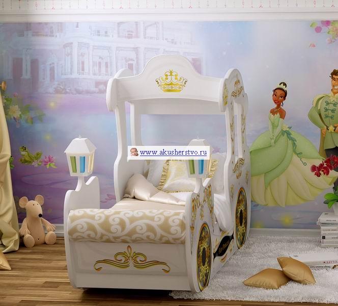 Детская кроватка Red-River Карета - Red River Карета
