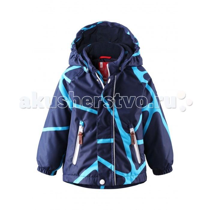 Reima Зимняя куртка SeurueЗимняя куртка SeurueЯркие цвета сезона и весёлый принт обязательно оживят морозное утро, если малыш оденет эту водоотталкивающую зимнюю куртку! Зимняя куртка для малышей сшита из ветронепроницаемого, пропускающего воздух материала, который отталкивает грязь и влагу.  Внешние швы проклеены, водонепроницаемы, чтобы случайный снег или дождик не прервал весёлую прогулку. Куртка с подкладкой из гладкого полиэстера легко надевается и удобно носится с тёплым промежуточным слоем.   Куртка прямого покроя с безопасным съёмным капюшоном. Если закреплённый кнопками капюшон зацепится за что-нибудь, он легко отстегнётся. В карманы на молниях можно положить маленькие сокровища, а язычки молнии из искусственной кожи делают модный образ ещё интереснее!  Характеристики: Зимняя куртка для малышей Основные швы проклеены и не пропускают влагу Водо- и ветронепроницаемый, дышащий и грязеотталкивающий материал Гладкая подкладка из полиэстра Безопасный, съемный капюшон Эластичные манжеты Два кармана на молнии Безопасные светоотражающие детали Температурный режим до -20 градусов  Состав: Верх - 100% Полиамид, полиуретановое покрытие, подкладка - 100% полиэстер, утеплитель - синтетический 160г.  Уход: Стирать по отдельности, вывернув наизнанку. Застегнуть молнии и липучки. Стирать моющим средством, не содержащим отбеливающие вещества. Полоскать без специального средства. Во избежание изменения цвета изделие необходимо вынуть из стиральной машинки незамедлительно после окончания программы стирки. Сушить при низкой температуре.<br>
