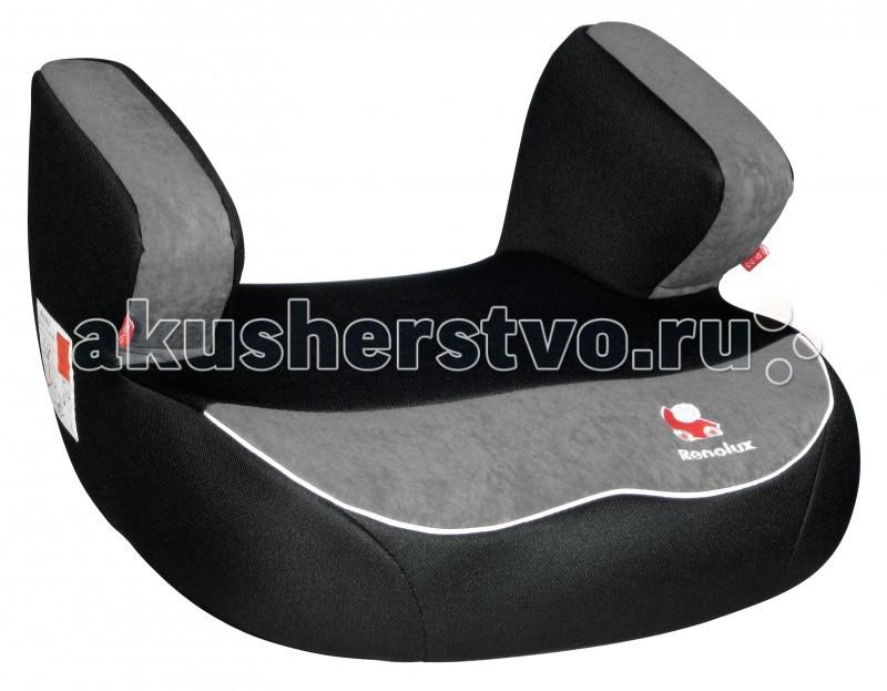 Бустер Renolux JetJetДетское автокресло для детей от 4 до 12 лет представляет собой основание с анатомическим сиденьем, имеет закругленные формы для комфорта ребенка. Обладая мягкой, толстой подкладкой из полиуретановой пены, кресло обеспечивает максимальный комфорт ребенку во время передвижения в автомобиле. Кресло изготовлено по технологии, которая отвечает строгим требованиям европейского стандарта безопасности ECE R44/03.   Основным преимуществом данной технологии является применение высокоплотного полиуретана и прочной стали, что обеспечивает дополнительную защиту ребенка во время столкновения. Автокресло-бустер разработано для того, чтобы приподнять ребенка на нужную высоту и отрегулировать его посадку таким образом, чтобы он мог быть правильно пристегнут базовыми ремнями автомобиля.  Особенности: Хорошо подходит для длительных поездок Универсальное и практичное кресло Комфортная и толстая подкладка (около 8 см) из полиуретановой пены Устанавливается по ходу движения автомобиля Соответствует требованиям последнего европейского стандарта безопасности ECE-R44/04  Размер автокресла: 26.5x40x44 см. Вес: 1.5 кг.<br>