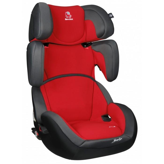 Автокресло Renolux StepFixStepFixАвтомобильное кресло Renolux StepFix 2/3 предназначено для безопасной перевозки в автомобиле детей весом от 15 до 36 кг, одобрено в соответствии со стандартами ECE R44/04.  Супер-адаптируемое кресло, которое растет вместе с Вашим ребенком. Широкое и удобное, в нем малыш себя будет чувствовать комфортно даже в длительных путешествиях. Стильный дизайн, который будет идеально гармонировать с любым салоном автомобиля. Благодаря коннекторам Isofix Ваша поездка будет максимально безопасна.  Особенности: Подголовник регулируется по ширине и высоте. Коннекторы Isofix. Регулировка наклона спинки. Усиленная боковая защита. Простая и быстрая установка. Стильный дизайн. Очень мягкая ткань. Сделано во Франции.   Характеристики: Размеры (Длина х Ширина х Высота): 52 х 48.5 х 65.5 см Вес: 7.2 кг<br>