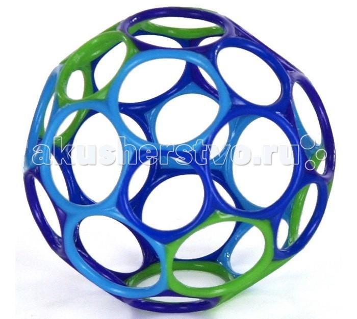 Развивающая игрушка RhinoToys Мячик Oball с погремушкой 81030Мячик Oball с погремушкой 81030Развивающая игрушка RhinoToys мячик Oball с погремушкой - это развивающий мячик, выполненный из гибкого пластика. Он практически не ломается, поэтому и безопасен даже для новорожденных. Игрушка предназначена для развития мелкой моторики рук, которая связана с развитием мозга малышей. Диаметр мячика 15 см и изготовлен он из безопасных материалов. Можно мыть в посудомоечной машине.  Особенности: 30 дырочек для детских пальчиков – удобно держать даже малышу Мягкий гибкий пластик приятен на ощупь, не поранит ребенка Палочка с бусинами издает забавные звуки, когда малыш трясет мячик Развивает мелкую моторику, зрение и слух Подходит для детей всех возрастов<br>