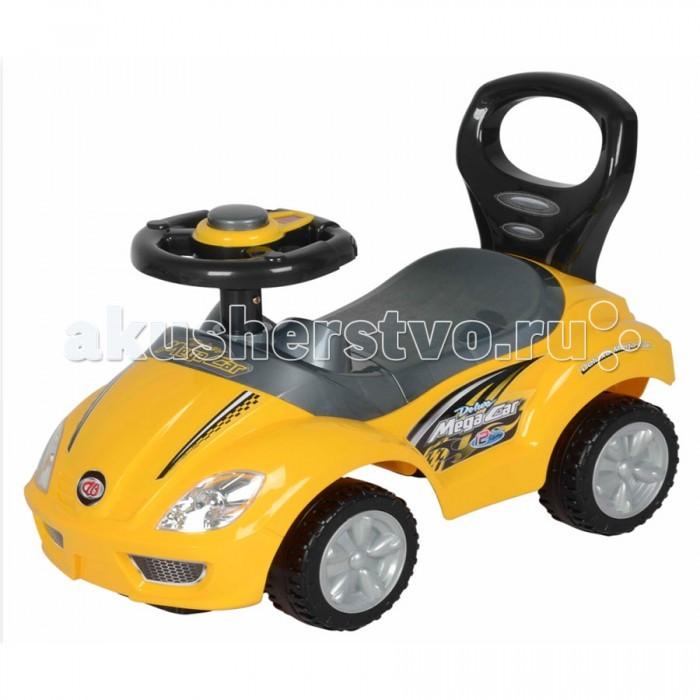 Каталка Rich Toys Chilokbo Мега 2Chilokbo Мега 2Rich Toys Каталка Chilokbo Мега 2  Характеристики: Музыкальная панель Со звуком двигателя Движение: вперед-назад Окраска: глянцевый пластик Возраст ребенка:  от 2 лет Максимальный вес: до 20 кг Размер машинки: 62.5 х 30 х 28.5 см<br>