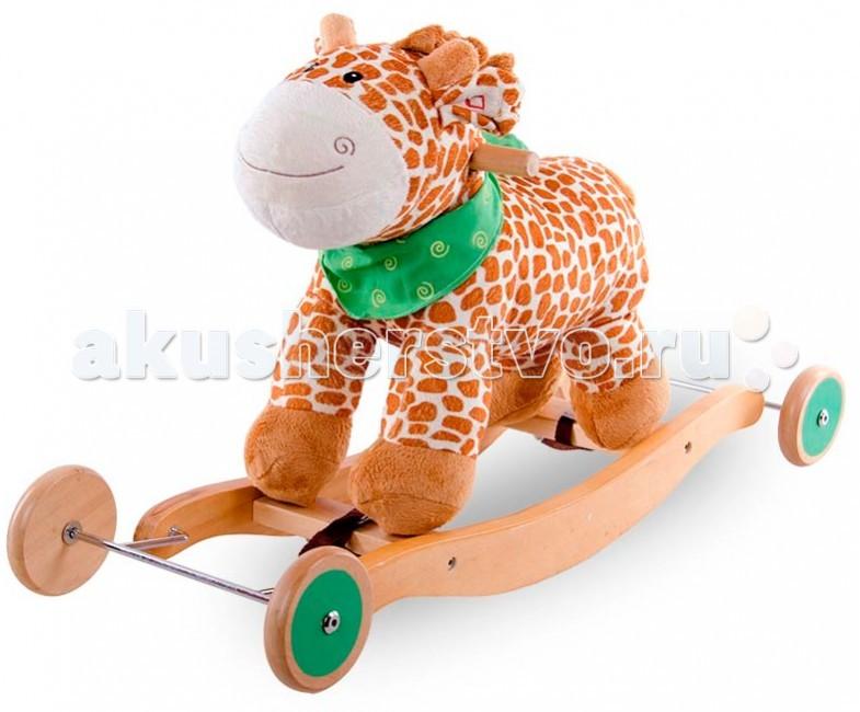 Качалка Rich Toys Жираф JR268