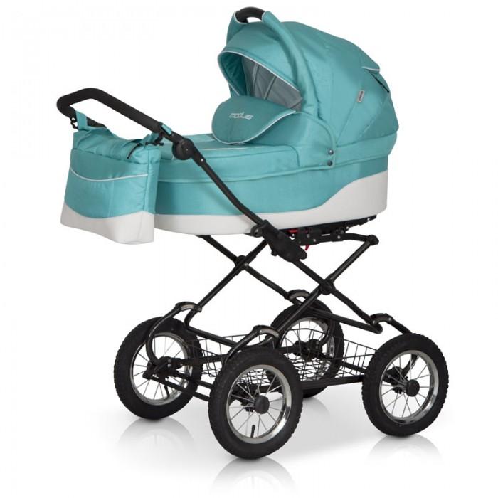 Коляска Riko Modus Classic 2 в 1Modus Classic 2 в 1Коляска Riko Modus Classic 2 в 1  Универсальная детская коляска MODUS 2 в 1 от Польского производителя Riko предназначена для детей с рождения и до 3-х лет.  В комплект коляски входит спальная люлька для новорожденного и прогулочный блок для подросшего малыша, которые можно устанавливать по ходу движения или против хода движения. Люлька коляски  комфортная и удобная, сделана внутри из 100 % хлопка. Дно люльки – жесткое, это очень важно для правильного формирования позвоночника новорожденного малыша.  Прогулочное сидение легко устанавливается на раму, имеет пятиточечные ремни безопасности, съемный бампер, регулируемое положение спинки. Для удобства родителей предусмотрены регулировка высоты ручки, корзина для покупок и сумка для мамы.  Колеса надувные, камерные, с современной системой амортизации. Передние поворотные колеса с фиксатором делают эту модель коляски маневренной и легкоуправляемой. Задние колеса, обеспечивают хорошую проходимость и позволяют преодолевать любые препятствия по бездорожью на прогуле.   Характеристики:  Люлька Непромокаемая тканевая люлька с жестким дном  Регулируемый по высоте подголовник  Вентилируемое смотровое окошко в капюшоне  Удобная ручка для переноски, расположенная  на капюшоне  Регулируемый капюшон  Внутренняя вкладка выполнена из 100% хлопка, легко снимается для стирки  Матрац  для новорожденного  Возможность установки люльки в 2 положениях (лицом к маме, или лицом по направлению движения коляски).   Размеры внутренние люльки:  длина 76 см  ширина 37 см  высота 20 см  вес: 4.73 кг  Прогулочный блок: 3 положения регулировки спинки, в том числе до горизонтального;  Регулируемая подножка;  Регулируемый капюшон;  Пятиточечные ремни безопасности с мягкими плечевыми накладками;  Съемный бампер;  Практичная накидка на ножки;  Возможность установки прогулочного блока в 2 положениях (лицом к маме, или лицом по направлению движения коляски).   Размеры прогулочного блока:  ширина 36 см  длин