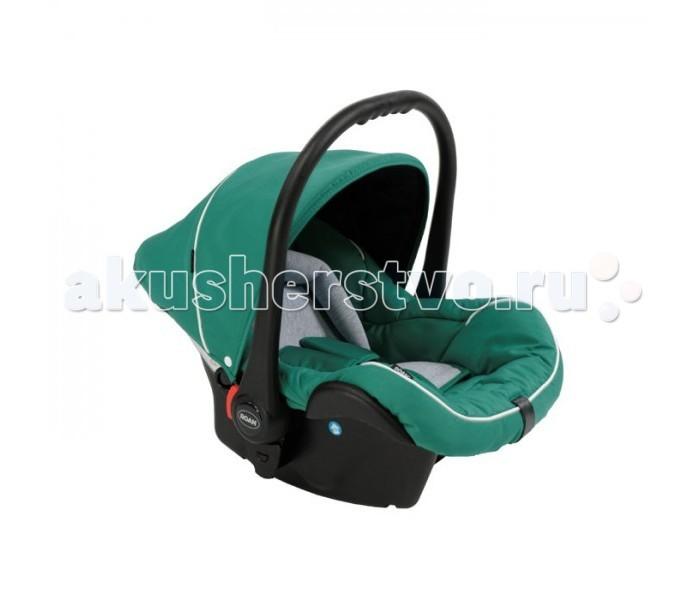 Автокресло Roan Poppi BassPoppi BassАвтокресло Poppi Bass можно закрепить на конструкцию коляски Bass.  Имеет сертификат ECE R44/04.  Особенности: функция переноски и колыбели комфортная мягкая обивка и вкладыш стабилизатора головы для новорожденного система регулировки плечевых ремней боковая система защиты головы козырек, защищающий от солнца, ветра или осадков  Ремни: Трехточечные, фиксирующиеся центральным замком.  Оснащены дополнительными мягкими накладками.  Степень натяжки ремней регулируется нажатием одной клавиши.<br>