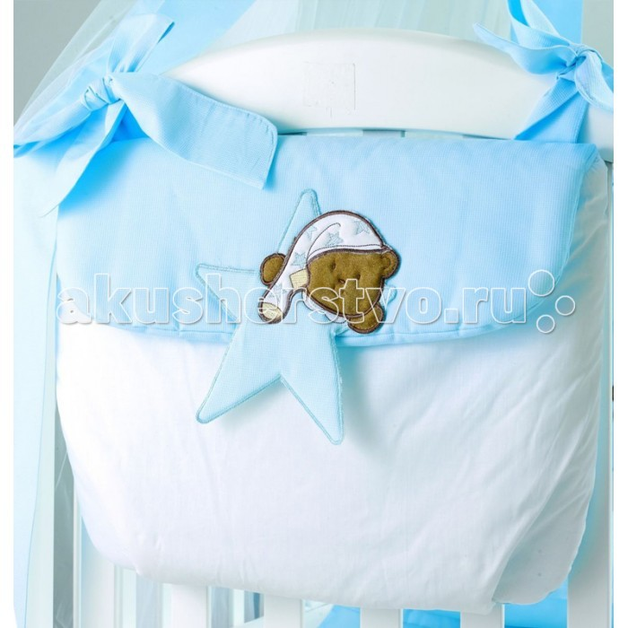 Roman Baby Сумка на кроватку Stella Stellina