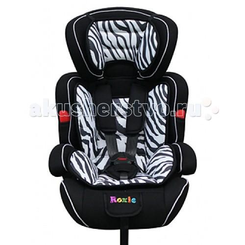 Автокресло Roxie Zoo 208-BXSZoo 208-BXSУниверсальное автокресло Roxie Zoo 208-BXS c цветным матрасиком группы 1-2-3 для детей в возрасте от 9 месяцев до 12 лет, весом от 9 до 36кг.  Автомобильное кресло с 5-ти точечными ремнями безопасности. 5-жгутовый комплект с легко отстегивающейся пряжкой для детей весовой категории от 9 кг до 18 кг (приблизительный возраст от 9 месяцев до 4 лет).   Кресло трансформируется в бустер с высокой спинкой для группы 2 и 3, 15 кг – 36 кг (приблизительны возраст 3-12 лет). Спинка снимается, можно использовать только бустер для детей в возрасте от 7 до 12 лет.   Спинка регулируется, для дополнительной надежности, поддержки и длительного использования детского кресла.   Конструкция автокресла отвечает самым строгим требованиям Европейского стандарта безопасности ЕСЕ R44/04.  Кресло оборудовано дополнительной боковой защитой, пряжкой в области груди и скрепленными вкладышами.   Чехол легко снимается и стирается.  Цветной матрасик легко снимается и стирается.  Вес: 7 кг<br>