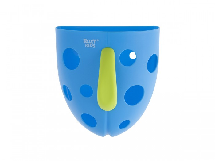 Roxy Органайзер для игрушек и банных принадлежностей на присоскеОрганайзер для игрушек и банных принадлежностей на присоскеRoxy Органайзер для игрушек и банных принадлежностей на присоске.   Особенности: Изготовлен для хранения игрушек и банных принадлежностей ребенка Удобен тем, что крепится к стенкам ванной комнаты на специальную присоску или крючок, а потому будет всегда у Вас под рукой Практичная ручка органайзера позволит мамам быстро и без труда выловить из воды все игрушки Игрушки, находящиеся в органайзере очень удобно мыть под краном, а это необходимо делать после каждого купания, поскольку на поверхности игрушек могут оказаться остатки мыла, шампуня и прочих средств детской гигиены. Благодаря органайзеру игрушки легко сушить Яркий цвет изделия без сомнения понравится ребенку и привлечет его внимание Органайзер стимулирует у ребенка тактильные ощущения и координацию движений  Размеры: 220 х 115 х 240 мм Размер упаковки: 30 x 22 x 14 Вес в упаковке: 220 г<br>