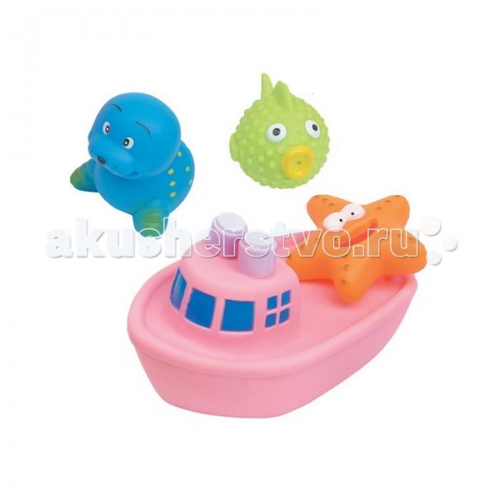 Курносики Игрушка для ванной Веселое путешествие
