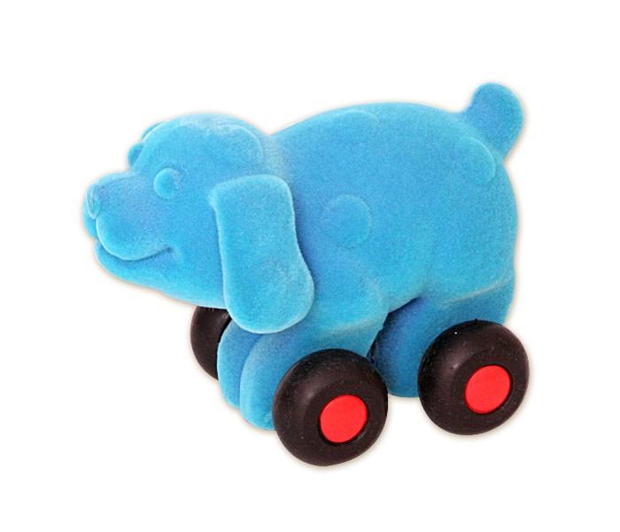 Развивающая игрушка Rubbabu Собака из натурального каучука с флоковым покрытием 10 смСобака из натурального каучука с флоковым покрытием 10 смСобака из натурального каучука с флоковым покрытием 10 см   Rubba-ЗОО – это упругие и в тоже время мягкие бархатистые игрушки различных цветов и размеров, которые знакомят малыша с окружающим миром, способствуют развитию зрительного и тактильного восприятия у ребенка.  Игрушки Rubbabu должны быть у каждого ребенка.   Rubbabu - единственный в мире производитель товаров из натурального каучука с флокированной поверхностью, экологически чистого, антибактериального, гипоаллергенного материала, стойкого к пыли и плесени. Простые формы и яркая окраска этих симпатичных вещиц привлекают и восхищают малышей. Игрушки мягки на ощупь и безопасны даже для самых маленьких детей. Трогая их, сворачивая, сминая и растягивая дети с удовольствием и в игровой форме приобретают новые навыки и развивают тактильные ощущения, воображение и ловкость движений. При этом игрушки Rubbabu достаточно надежны и крепки, чтобы остаться с вашим ребенком на долгие годы.<br>