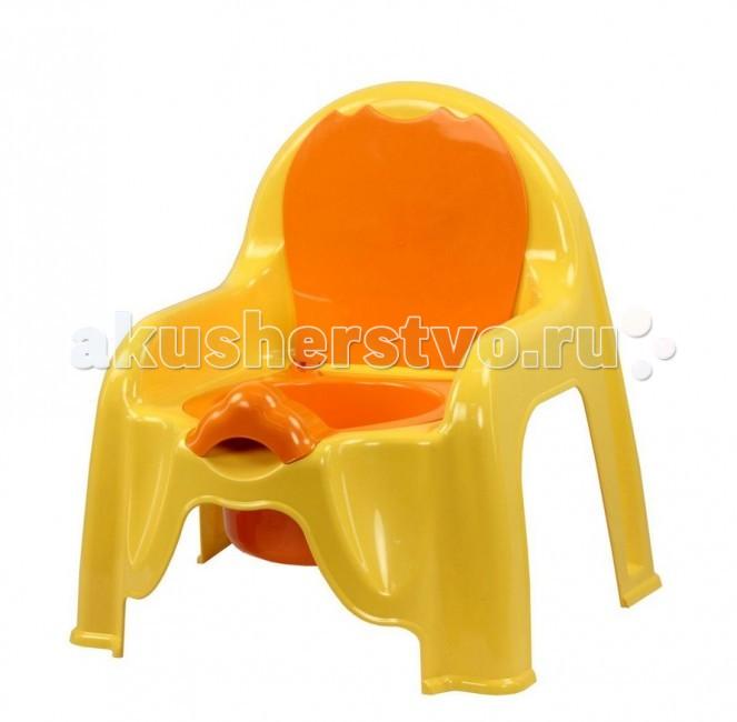 Горшок Альтернатива (Башпласт) стульчик 132