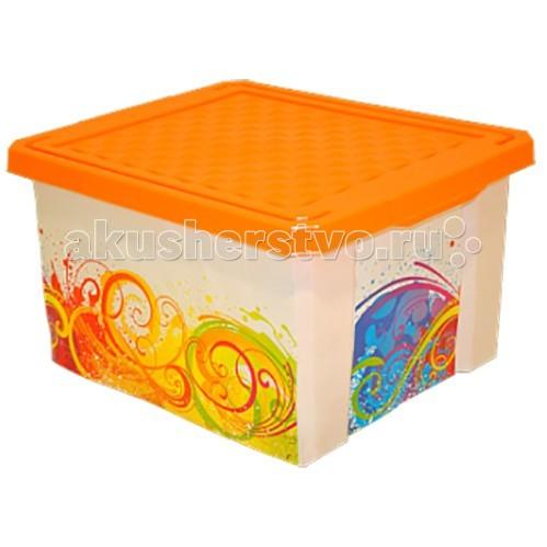 Russia Ящик для хранения игрушек Optima 17 л