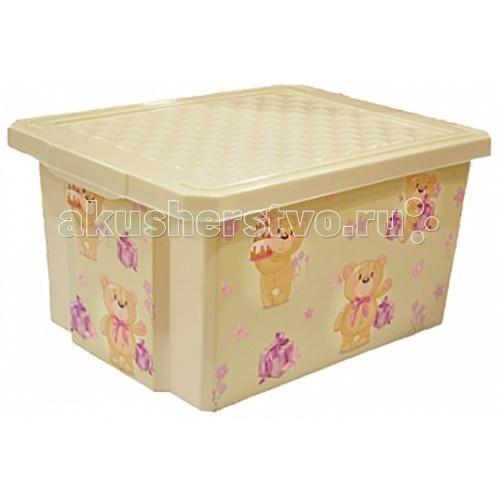 Russia Ящик для хранения игрушек X-Box 12 л