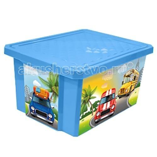 Russia Ящик для хранения игрушек X-Box 17 л