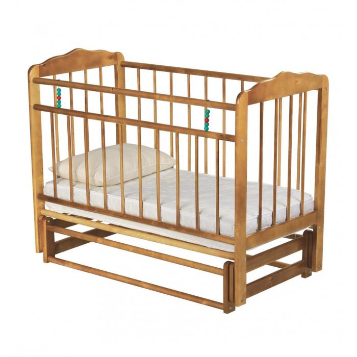 Детская кроватка Russia Женечка-5 (поперечный маятник)