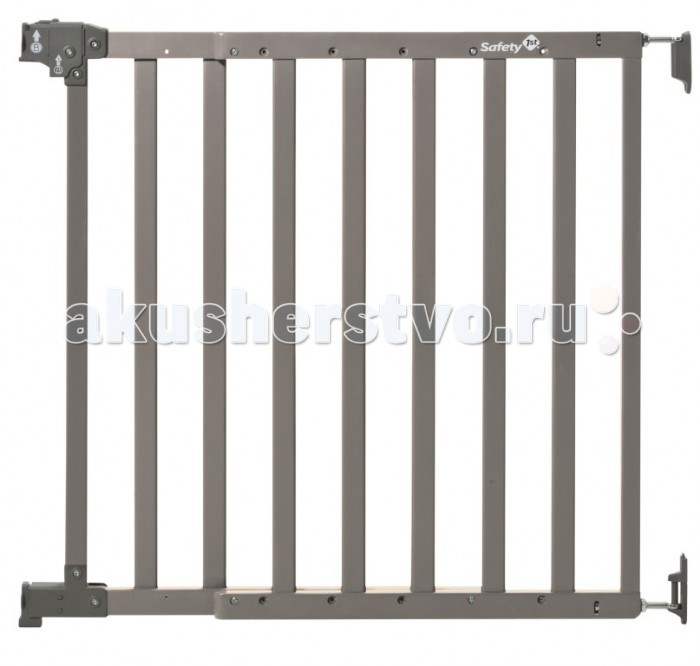 Safety 1st ������ ������������ Simply Swing wooden gate XL 71,5-109 ��