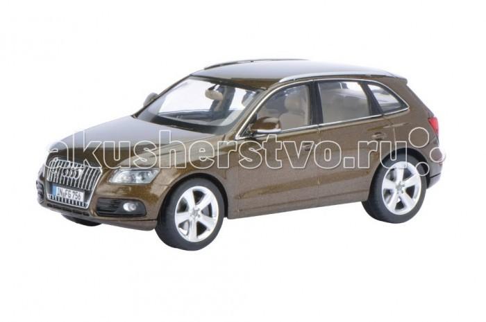 Schuco Автомобиль Audi Q5 (2012) 1:43Автомобиль Audi Q5 (2012) 1:43Schuco Автомобиль Audi Q5 (2012) 1:43 представляет собой масштабную копию настоящего автомобиля.  Особенности: Он выполнен из высококачественного пластика и металла — материалов, чье удачное сочетание позволило добиться не только предельной прочности игрушки, но и ее отличной детализации.  Машинка способна двигаться в переднем направлении. Для этого его следует отвести немного назад, а затем резко отпустить. В этом случае сработает фрикционный механизм и машинка поедет вперед.<br>