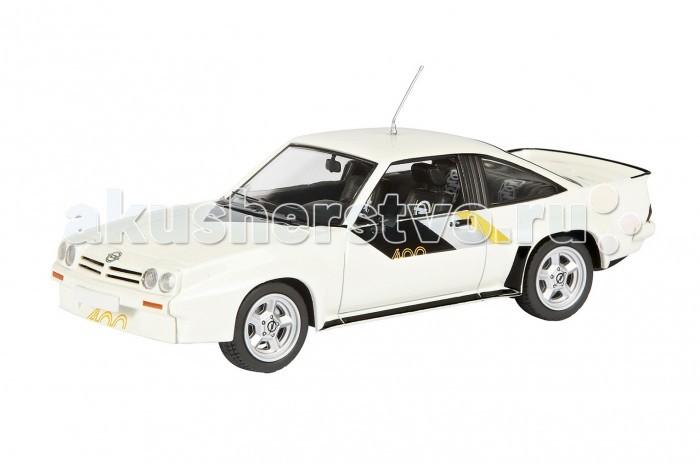 Schuco Автомобиль Opel Manta B400 1:43 PiccoloАвтомобиль Opel Manta B400 1:43 PiccoloSchuco Автомобиль Opel Manta B400 1:43 Piccolo представляет собой масштабную копию настоящего автомобиля.  Особенности: Он выполнен из высококачественного пластика и металла — материалов, чье удачное сочетание позволило добиться не только предельной прочности игрушки, но и ее отличной детализации.  Машинка способна двигаться в переднем направлении. Для этого его следует отвести немного назад, а затем резко отпустить. В этом случае сработает фрикционный механизм и машинка поедет вперед.<br>