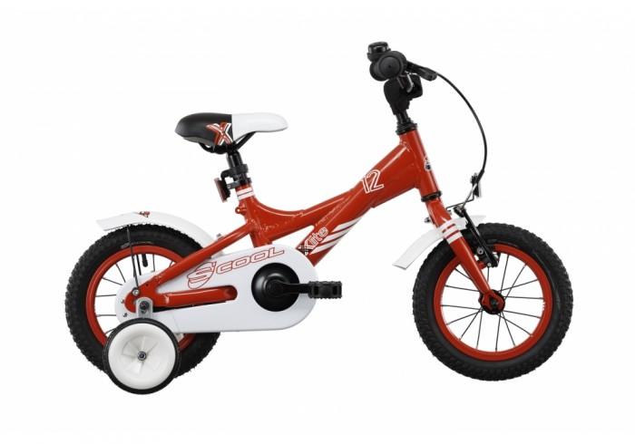 Велосипед двухколесный Scool XXlite 12XXlite 12Детский велосипед Scool XXlite 12 для детей с ростом от 90 см от 2-х лет. Велосипед собран на современной облегченной раме и имеет все необходимое: регулировка подъёма руля по высоте для выбора оптимальной посадки, полноразмерные металлические крылья для лучшей защиты от грязи.   Защитный кожух на цепь предотвращает попадания штанов в систему. Классический педальный тормоз, плюс ручной тормоз переднего колеса.   Вес - 9.1 кг Размер колёс - 12 Рама велосипеда - S'COOL Junior XX 12 6061 alloy  Вилка - HiTen Тип тормозов - Ножной Количество скоростей - 1 Руль - Junior Uprise 450 mm black Обмотка руля/грипсы - MCI Softgrip 100 mm buffle protection Вынос - with Crash pad Neopren Тормозные ручки - Kids ajustable Передний тормоз - V-Brake+Power Adjuster Задний тормоз - Coaster brake Передняя втулка - JY 16 H, alloy black  Задняя втулка - Coaster brake Обода колес - LA-07 alloy black Покрышки - S'COOL Cube 12 x 1.75 Reflex Logo Кассета - 16 T Каретка - VP-BC 73 Compact Система - SOFOH 28 T, 89 mm, black Педали - VP-220 Ball-bearings Крылья - S'COOL Junior Design steel color Подседельный штырь - YP 27.2 mm, black<br>