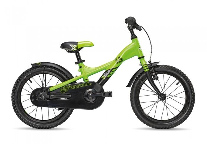 Велосипед двухколесный Scool XXlite 16