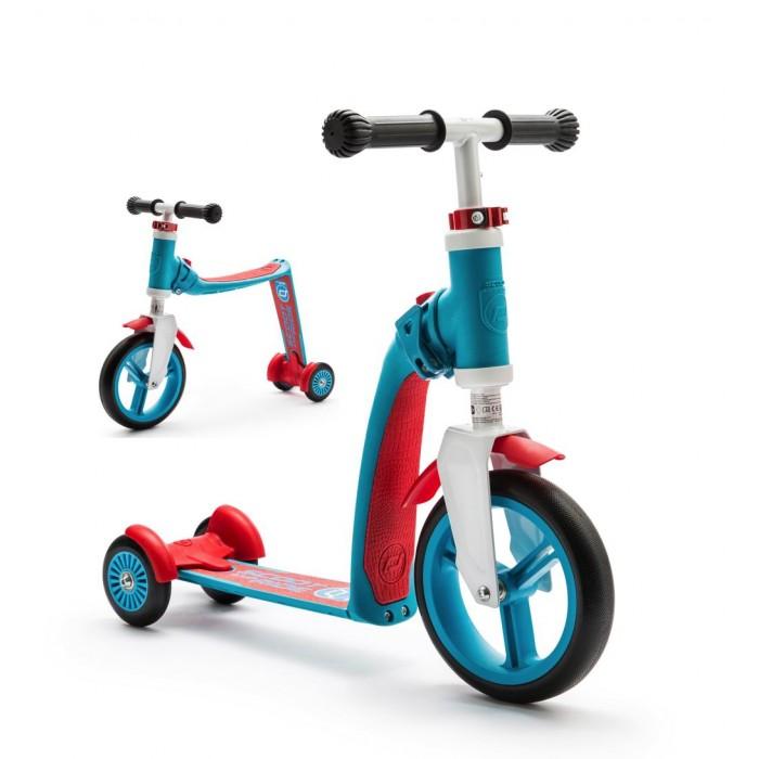 Самокат Scoot&Ride Highway Baby Plus беговел 2 в 1