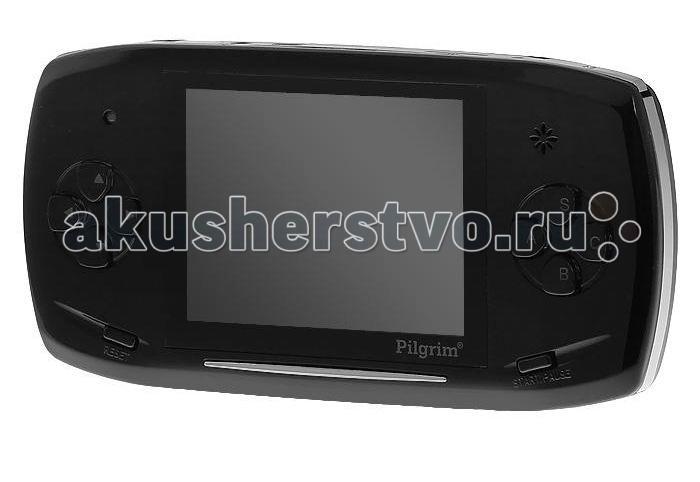 """Sega Игровая приставка Pilgrim 2 4.3"""" DVTech 350 игр от Акушерство"""