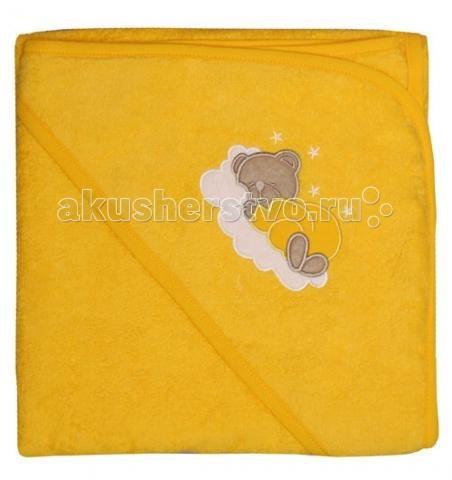 Sevi Baby Уголок-полотенце после купания 90х90 смУголок-полотенце после купания 90х90 смSevi Baby Уголок-полотенце после купания для детей от рождения.   Ткань: двусторонняя махровая, 100% хлопок.   Размер: 90х90 см.<br>