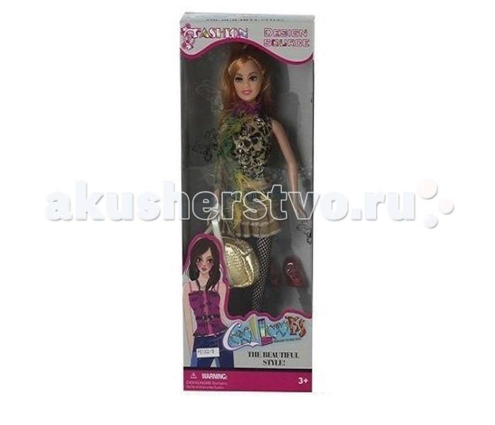 Shantou Gepai Кукла Крутая девчонка 29 см PS1302