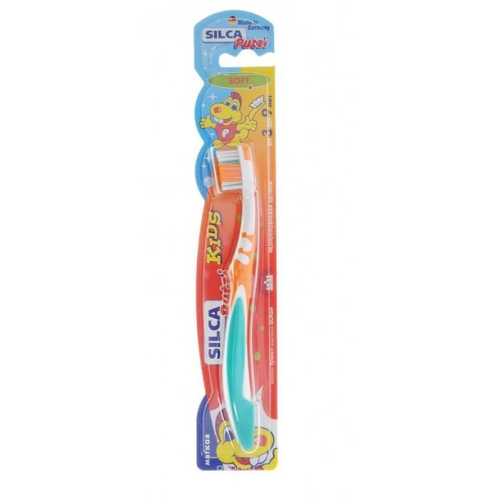 Silca Putzi Зубная щетка Kids 3-9 лет от Акушерство