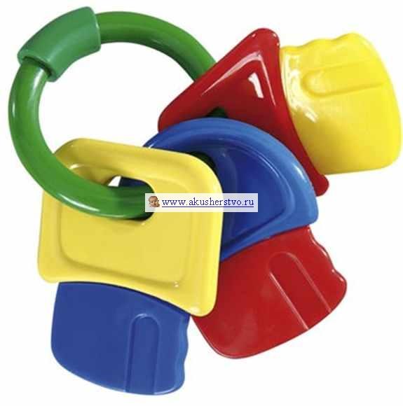 Прорезыватель Simba 40147664014766Simba Прорезыватель 4014766 с рельефной поверхностью для развития тактильных ощущений и помощи при прорезывании зубов.<br>